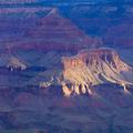 Grand Canyon National Park, Morning Light Arrives -204